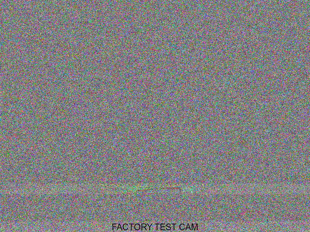 The fuzzy image recovered from SG-01